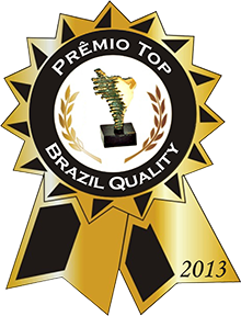 SELO TOP BRAZIL QUALITY 2013